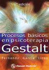 PROCESOS BASICOS EN PSICOTERAPIA GESTALT