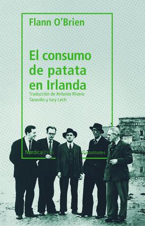 El consumo de patata en Irlanda