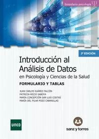 Formulario y Tablas Estadísticas de Introducción al Análisis de Datos