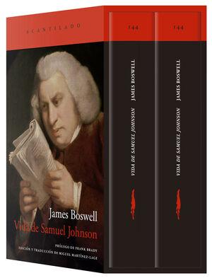 Vida de Samuel Johnson (Vols. III-IV)