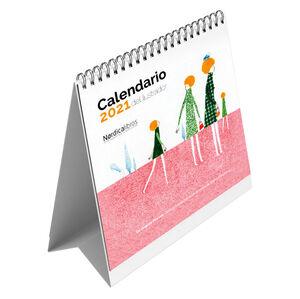 Calendario del ilustrador 2021
