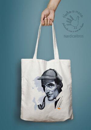 Bolsa Sherlock Holmes