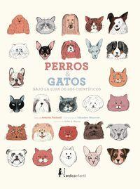 Perros y gatos bajo la lupa de los científicos