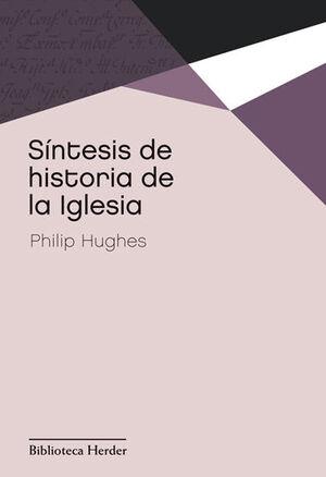 Síntesis de historia de la Iglesia