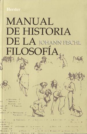 Manual de Historia de la Filosofía