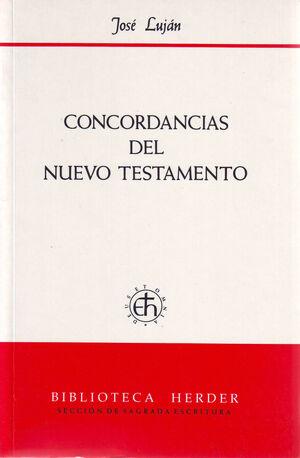 Concordancias del Nuevo Testamento