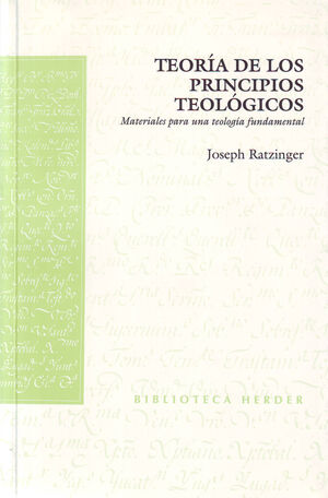 Teoría de los principios teológicos