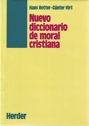 Nuevo diccionario de moral cristiana