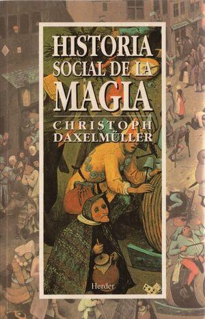 Historia social de la magia