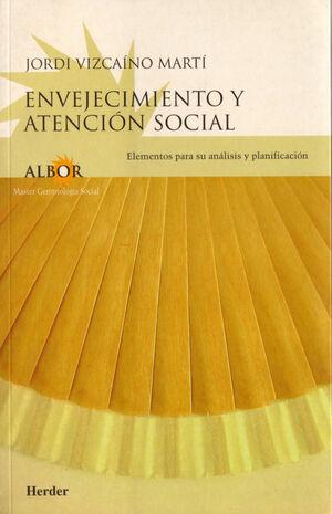 Envejecimiento y atención social