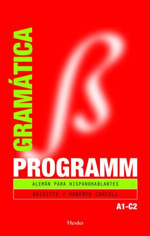 Programm. Gramática A1C2