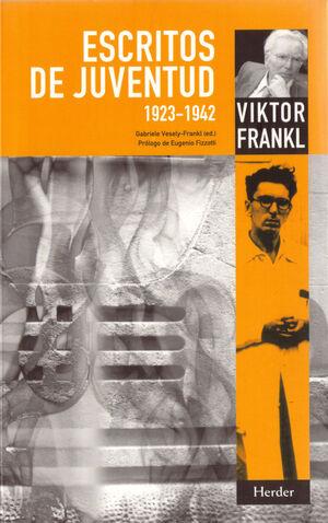 Escritos de juventud 1923 - 1942