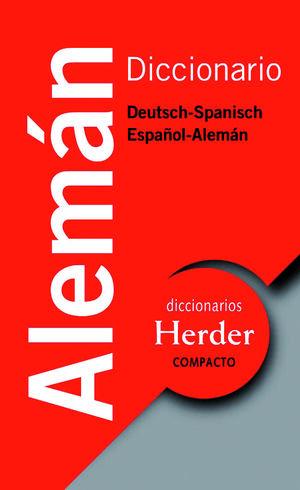 Diccionario Compacto Alemán