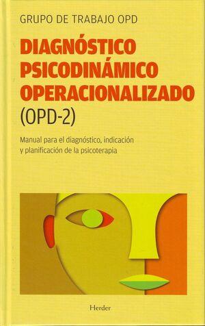 Diagnóstico Psicodinámico Operacionalizado (OPD2)