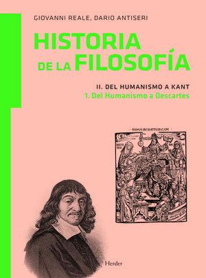 Historia de la filosofía II. Del Humanismo a Kant