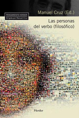 Las personas del verbo (filosófico)