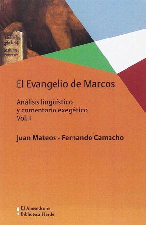 EVANGELIO DE MARCOS, EL VOL. I