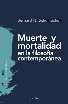 Muerte y mortalidad en la filosofía contemporánea