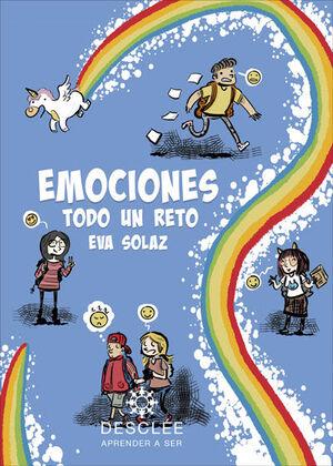 Emociones, todo un RETO. Actividades de educación emocional basadas en el respet
