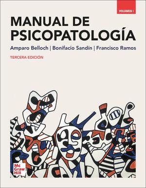 Manual de psicopatologia, vol I