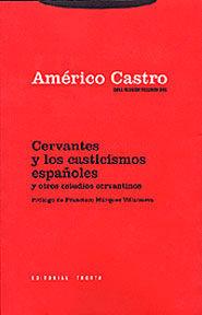 El pensamiento de Cervantes y otros estudios cervantinos