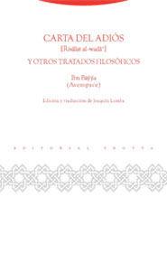 Carta del Adiós y otros tratados filosóficos.