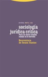 Sociología jurídica crítica