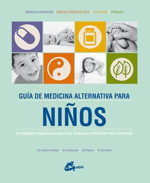 Guía de medicina alternativa para niños