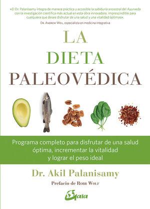 La dieta paleovédica