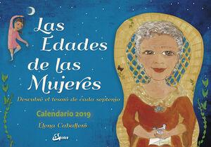 Las Edades de las Mujeres - Calendario 2019