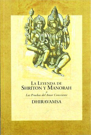 La leyenda de Shríton y Manorah