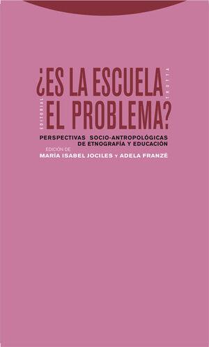 ¿Es la escuela el problema?