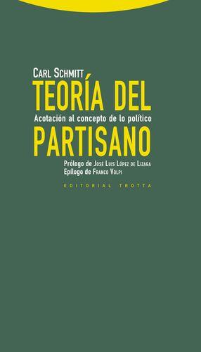 Teoría del partisano