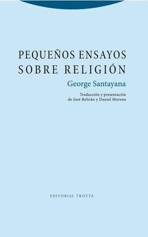 Pequeños ensayos sobre religión