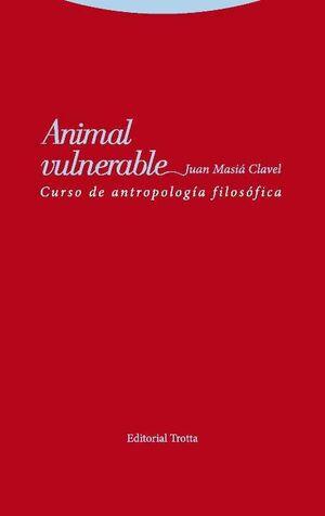 Animal vulnerable