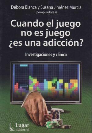 Cuando el juego no es juego ¿es una adicción?