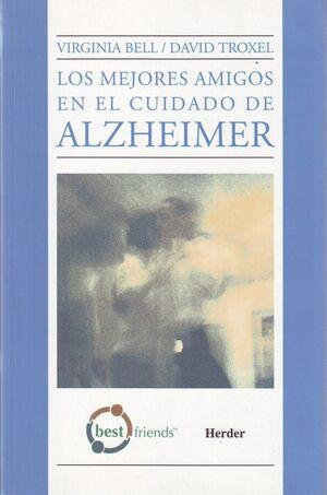 Los mejores amigos en el cuidado de Alzheimer