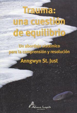 TRAUMA UNA CUESTION DE EQUILIBRIO